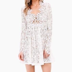 FL&L Charlie mini dress
